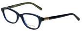 Tory Burch Designer Eyeglasses TY2042-1304 in Navy 51mm :: Custom Left & Right Lens