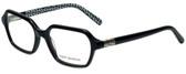 Tory Burch Designer Eyeglasses TY2043-1305 in Black 52mm :: Custom Left & Right Lens