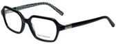 Tory Burch Designer Eyeglasses TY2043-1305 in Black 52mm :: Rx Bi-Focal