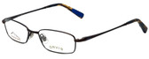Orvis Designer Eyeglasses Bold in Brown 51mm :: Rx Single Vision