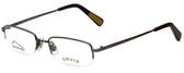 Orvis Designer Eyeglasses DragonFly in Gunmetal 49mm :: Rx Bi-Focal