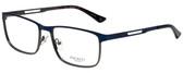 Hackett Designer Eyeglasses HEK1166-628 in Navy 58mm :: Custom Left & Right Lens