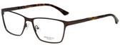 Hackett Designer Eyeglasses HEK1171-91 in Gunmetal 58mm :: Custom Left & Right Lens
