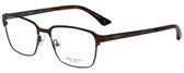 Hackett Designer Eyeglasses HEK1168-100 in Brown 53mm :: Rx Bi-Focal