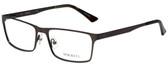 Hackett Designer Reading Glasses HEK1138-91 in Dark Gunmetal 56mm