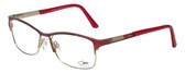 Cazal Designer Reading Glasses Cazal-4233-004 in Pink 53mm