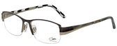 Cazal Designer Eyeglasses Cazal-1086-001 in Gunmetal 52mm :: Rx Single Vision