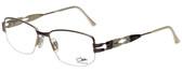 Cazal Designer Eyeglasses Cazal-1203-001 in White 52mm :: Rx Bi-Focal