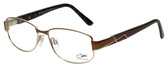 Cazal Designer Eyeglasses Cazal-1206-003 in Brown 53mm :: Rx Bi-Focal