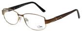 Cazal Designer Reading Glasses Cazal-1206-003 in Brown 53mm