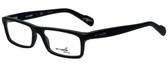 Arnette Designer Eyeglasses Rhythm AN7065-1108 in  Matte Black 53mm :: Custom Left & Right Lens