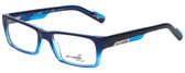 Arnette Designer Eyeglasses AN7039-1072 in Blue Gradient 49mm :: Rx Bi-Focal