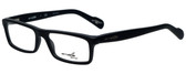 Arnette Designer Eyeglasses Rhythm AN7065-1108 in  Matte Black 53mm :: Rx Bi-Focal