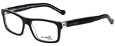 Arnette Designer Reading Glasses Scale AN7085-1019 in Black Translucent 49mm