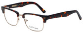 Ernest Hemingway Designer Eyeglasses H4828 in Gold Tortoise 53mm :: Rx Single Vision