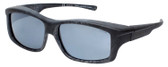 Jonathan Paul® Fitovers Eyewear X-Large Yamba Kryptek in Typhon & Grey