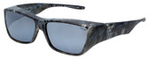 Jonathan Paul® Fitovers Eyewear Large Neera Kryptek in Neptune & Grey