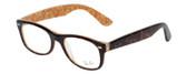 Ray Ban Designer Prescription Eyeglasses RX5184-5057 Tortoise/Beige 50mm Rx Single Vision
