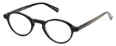 EyeBobs Board Stiff Designer Reading Eye Glasses Gloss Black/Horn 2147-74 43mm