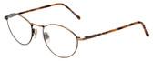 Guess Rx Single Vision Eyeglasses GU373 DBRN 51mm in Demi Havana Tortoise/Brown