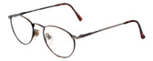 Guess Rx Progressive Eyeglasses GU346 DA/AS 49mm Demi Havana Tortoise/Gunmetal