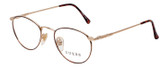 Guess Designer Reading Eye Glasses in Demi Havana Tortoise/Gold GU346 DA/YG 49mm