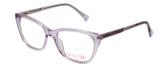Vivid Designer Reading Eyeglasses 886 in Shiny Light Purple 53 mm