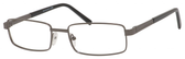 Dale Earnhardt, Jr Eyeglasses-Dale Jr 6802 in Matte Gunmetal Frames 57mm Progressive