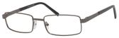 Dale Earnhardt, Jr Eyeglasses-Dale Jr 6802 in Matte Gunmetal Frames 57mm Progressive