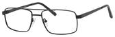 Dale Earnhardt, Jr Designer Eyeglasses 6805 in Satin Black 56mm Progressive