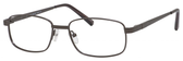 Dale Earnhardt, Jr Designer Eyeglasses 6814 in Satin Gunmetal 54mm Progressive