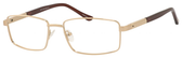 Dale Earnhardt, Jr Designer Eyeglasses-Dale Jr 6818 in Gold 57mm Progressive