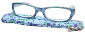 Calabria Dora Round/Oval Designer Reading Glasses 50mm
