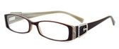 Calabria Designer Eyeglasses 814 Nutmeg :: Custom Left & Right Lens