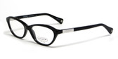 Coach Designer Eyeglasses 'Maria' 6046-5002 50 mm :: Custom Left & Right Lens