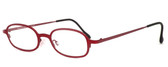 Harry Lary's French Optical Eyewear Bart Eyeglasses in Wine (055) :: Custom Left & Right Lens