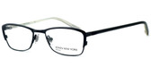 Jones New York Designer Eyeglasses J124 Black :: Custom Left & Right Lens