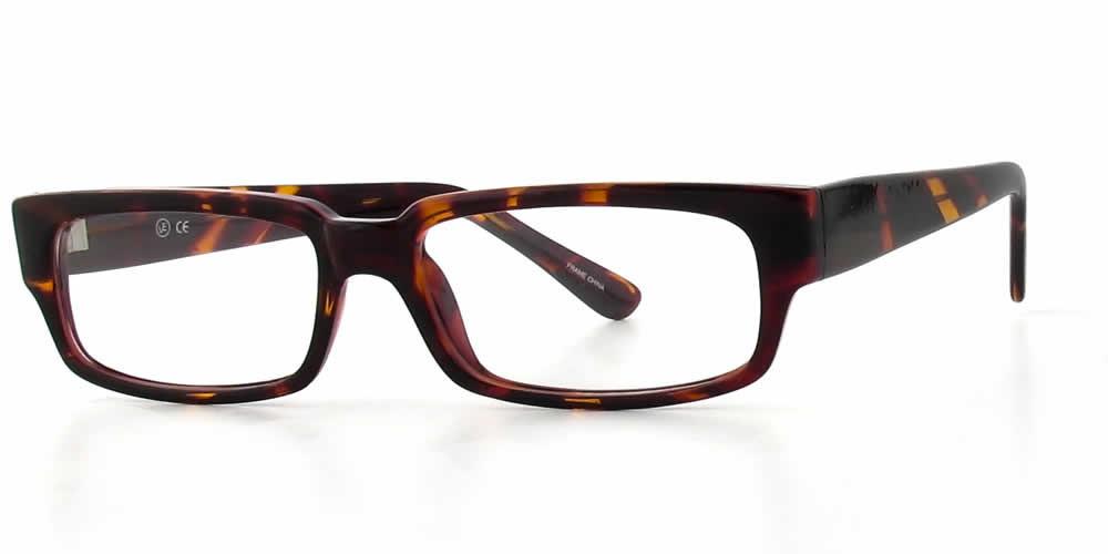 9662017f8801 Calabria Soho 98 Tortoise Designer Eyeglasses    Rx Single Vision ...