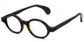 Calabria Designer Eyeglasses Calabria 856 Dark Tortoise :: Rx Single Vision
