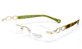 Coach Designer Eyeglasses 5017-9072 :: Rx Single Vision