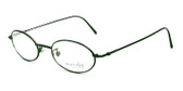 Marcolin Designer Eyeglasses 6454 in Green 48 mm :: Rx Single Vision