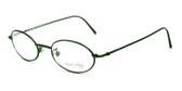 Marcolin Designer Eyeglasses 6454 in Green 48 mm :: Rx Single Vision