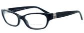 Ralph Lauren Designer Eyeglass Collection RL6081-5001 in Black :: Rx Single Vision