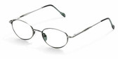 Reptile Designer Eyeglasses Gecko in Pewter :: Rx Single Vision