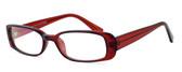 Moda Vision 8004 Designer Eyeglasses in Wine :: Rx Progressive
