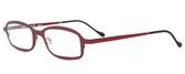 Harry Lary's French Optical Eyewear Bill Eyeglasses in Wine (055) :: Rx Progressive