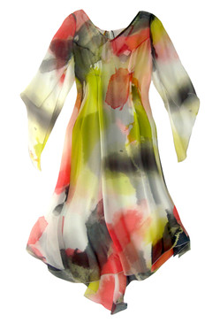 Lily lollopeloosa dress made of 100% silk