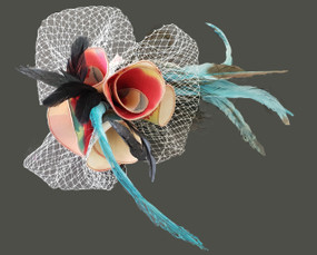 Bird of Paradise Fascinator