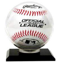 Acrylic Baseball Holder - OUT OF STOCK
