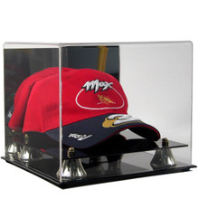 Deluxe Acrylic Baseball Cap Hat Display Case - OUT OF STOCK